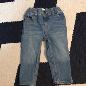 Carters Toddler boy skinny jeans size 18 mo
